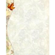 Gartner Studios – Papeterie à motif de feuilles d'automne, paq./100
