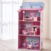 Teamson Glamour Mansion Fold-in Doll House (TD-11919A)