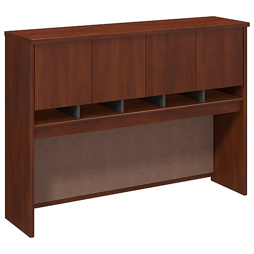 Bush Business Furniture Westfield Elite 60W Hutch, Hansen Cherry (XXXWC24462K)