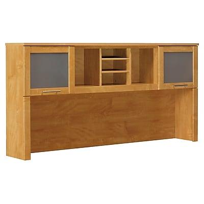 Bush Furniture Somerset 71W Hutch, Maple Cross (WC81411)