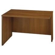 "Bush Business Furniture Westfield 48""W Return Bridge, Warm Oak (WC67524)"