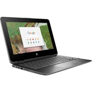 "HP® Chromebook x360 11 G1 EE 11.6"" Touchscreen 2-in-1 Chromebook, Intel N3350, 32GB SSD, 4GB, Chrome OS, Intel HD 500"