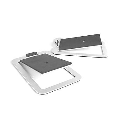 Kanto S4 Desktop Speaker Stands for Midsize Speakers, Aluminum