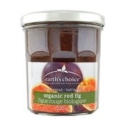 Earth's Choice Organic Red Fig Fruit Spread 320g, 6/Pack