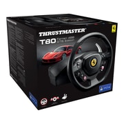 Thrustmaster T80 Ferrari 488 GTB Edition Racing Steering Wheel for PS4 + PC