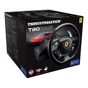 Thrustmaster – Volant de course T80 édition Ferrari 488 GTB pour PS4 + PC