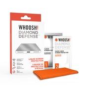 Whoosh – Liquide protecteur d'écran Diamond Defense, sécuritaire pour tout téléphone intelligent et tablette Apple et Android