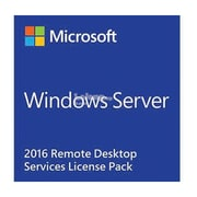 Microsoft® Windows Remote Desktop Services 2016 License Software, 1 Device CAL, Windows (6VC-03050)