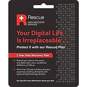 Seagate® 3 Year Technical Service Plan Data Recovery Software (STZZ759)