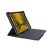 Logitech 920-008334 UNIVERSAL FOLIO 9-10 inch Tablets Case with Integrated Bluetooth Keyboard