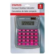 Staples Desktop Calculator (BD-6408BTS)