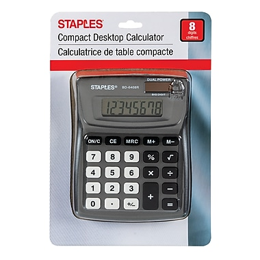 Staples Desktop Calculator (KT-216AP)