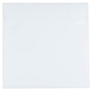 JAM Paper® 6.5 x 6.5 Square Envelopes, White, 1000/Pack (28417C)