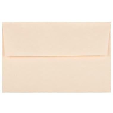 JAM Paper – Enveloppe A8 en papier recyclé, parchemin naturel, 250/paquet