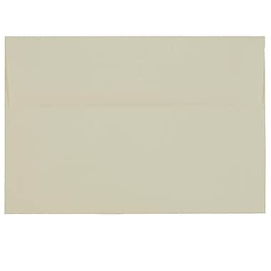 JAM Paper® A8 Invitation Envelopes, 5.5 x 8.125, Strathmore Ivory Laid, 250/Pack (90810172H)