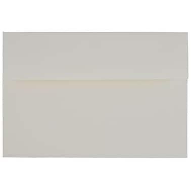 JAM Paper® A8 Invitation Envelopes, 5.5 x 8.125, Strathmore Bright White Wove, 100/Pack (STTW761g)