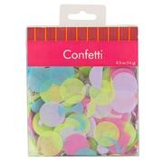 JAM PaperMD – Boîte de confettis multicolores, 1 oz par boîte (2226817010g)