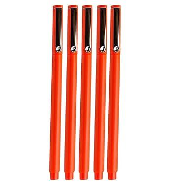 JAM Paper - Stylo Le Pen, orange, 5/paquet (7655879g)