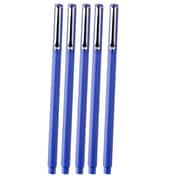 JAM Paper® Le Pen, Periwinkle Blue, 5/Pack (7655882g)