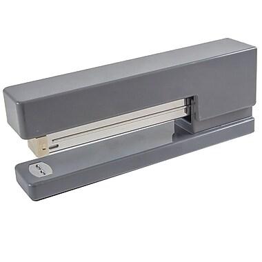 JAM Paper® Modern Desk Stapler, Grey