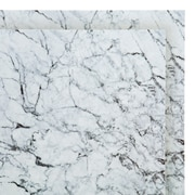 """CTG Brands Marble I Peel and Stick Wall Tile, 12"""" x 12"""", 6 Pack of 2 Pieces"""