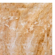 """CTG Brands Marble Peel and Stick Wall Tile, 12"""" x 12"""", Beige, 6 Pack of 2 Pieces"""