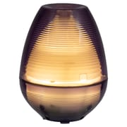 """CTG Brands Ultrasonic Aroma Diffuser with LED Light, 5.5 x 7 x 5.5"""", Purple"""