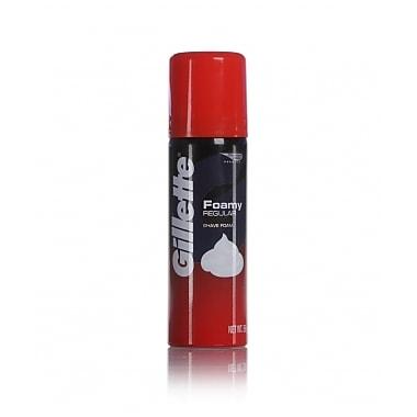 Marietta Gillete Shave Cream Aerosol, 2 oz., 48/Pack