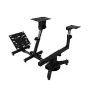 Arozzi Racing Simulator Stand for Gaming/Computer Chair, Black (VELOCITA-BLACK)