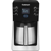 Cuisinart® PerfecTemp® DCC-2900FR 12-Cup Thermal Coffeemaker, Refurbished,Black Stainless