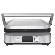 Cuisinart® Griddler® Stainless Steel 5-in-1 Electric Griddle (CPC22-6)