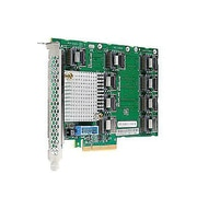 HP® 9-Port PCI Express 3.0 x8 SAS Controller Expander Card, 12 GBps (DL560)