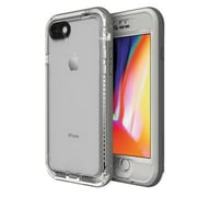 LifeProof NuuD Case for Apple iPhone 8, Snowcapped White (77-56812)