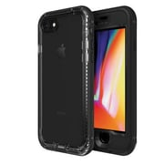 LifeProof NuuD Pro Pack Case for Apple iPhone 8, Black (77-56823)