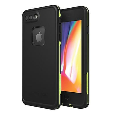 LifeProof FRE Pro Pack Case for Apple iPhone 7 Plus/8 Plus, Night Lite (77-56999)