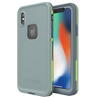LifeProof FRE Case for Apple iPhone X, Drop In (77-57164)