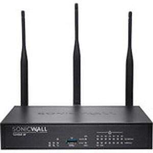 Sonicwall® TZ400 Desktop Network Security/Firewall Appliance