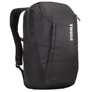"""Thule® Accent 20 ltr Black Polyester Backpack for 15"""" MacBook (TACBP-115)"""