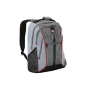 "Wenger® Lycus Gray Polyester Backpack for 16"" Laptop (602682)"