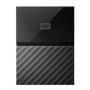 Western Digital® My Passport WDBP6A0030BBK-WESE 3TB USB 3.1 External Hard Drive, Black