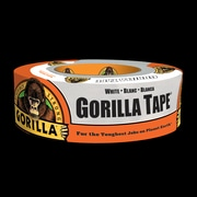 Gorilla Tape, White, 30 yards