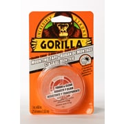 Gorilla Tough & Clear Double-Sided Mounting Tape, 25.4mm x 1.52m
