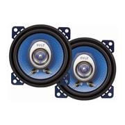 Pyle® – Haut-parleurs de véhicule PL42BL à deux voies, 180 watts, 4 po