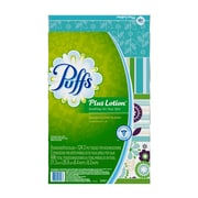 Puffs Plus Lotion Tissue, 4/Pack