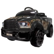Kids Ride On Toys Realtree Truck 12V