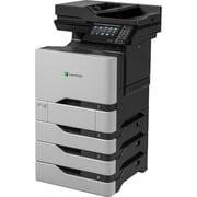 Lexmark CX725 CX725dhe Color Laser Multifunction Printer, Flatbed Scanner