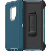 OtterBox Defender Polycarbonate Shell Synthetic Rubber Cover Holster for Smartphone Carrying Case, Big Sur