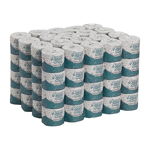angel soft professional series 2 ply premium bath tissue 80 rolls