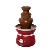 SALTON Mini 3 Tier Chocolate Fondue Fountain