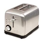 SALTON Electronic 2 Slice Toaster Stainless Steel